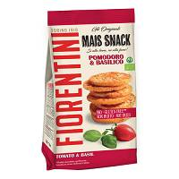 BIO MINI MAIS SNACK POM/BAS