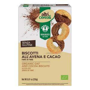ALTRICEREALI BISC AVENA/CACAO
