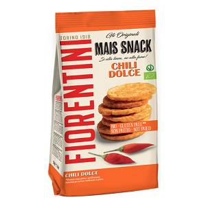 BIO MINI MAIS SNACK CHILI DOLC