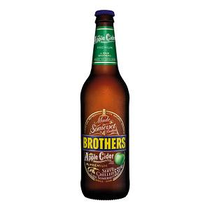 BROTHERS TOFFEE APPLE 500ML