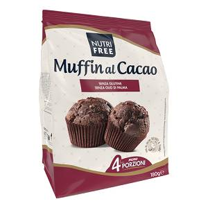NUTRIFREE MUFFIN CACAO 4X45G