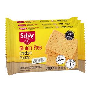 SCHAR CRACKERS POCKET 3X50